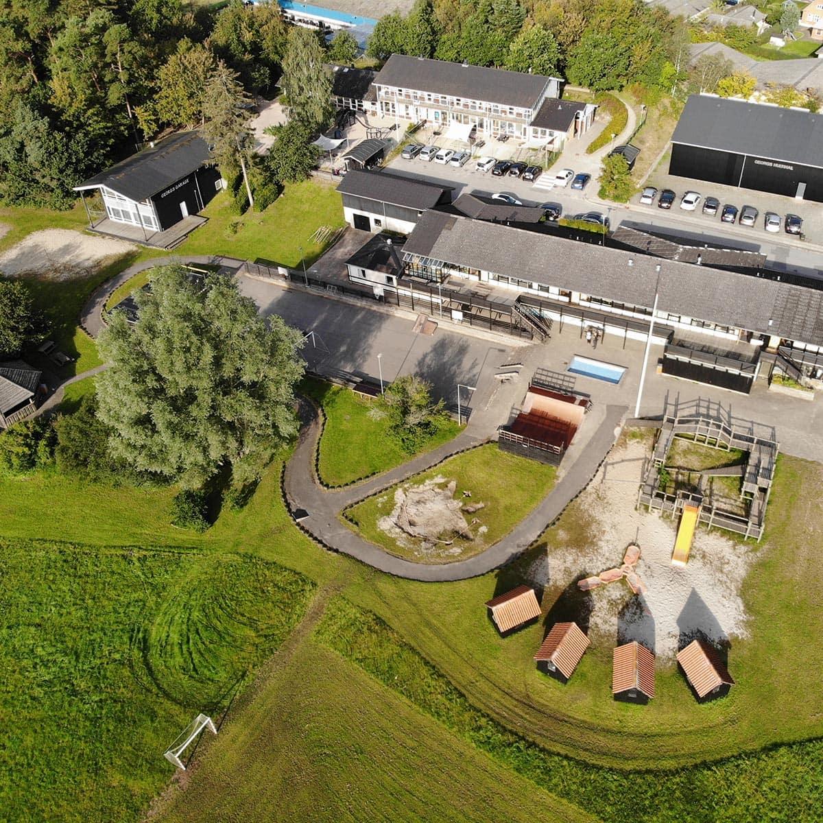 Sct. Georgsgården i Skanderborg Børne- og Ungdomscenter