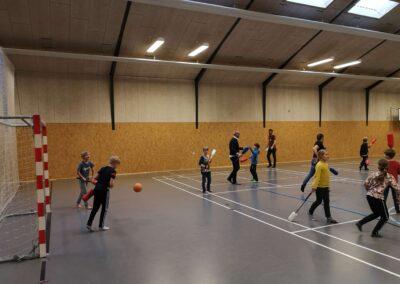 Hallen information - Sct. Georgsgården Børne- og Ungdomscenter i Skanderborg - 01