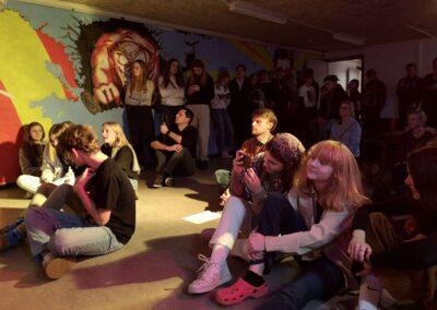 Musik Ungdomsklub - Sct. Georgsgården Børne - og Ungdomscenter Skanderborg - 06