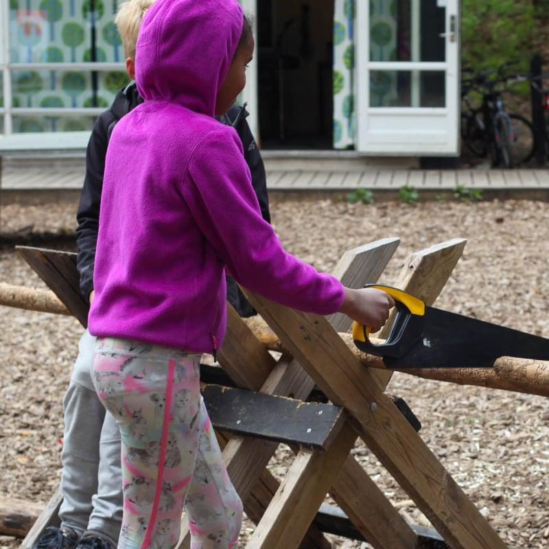 Om fritidsklubben - Sct. Georgsgården Børne- og Ungdomscenter i Skanderborg