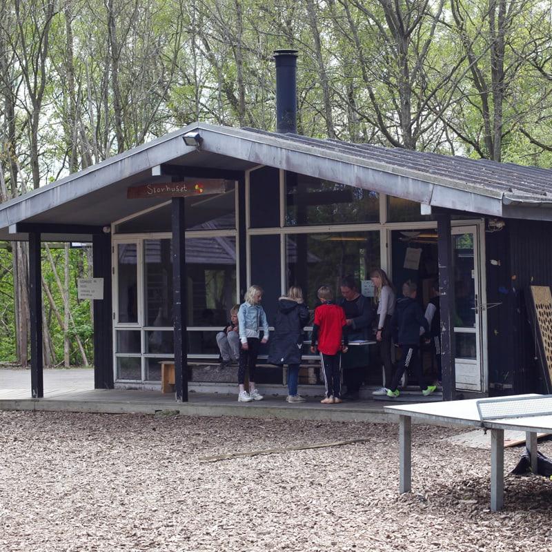 Om ungdomsklubben - Sct. Georgsgården Børne- og Ungdomscenter i Skanderborg