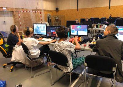 PC og Playstation - Sct. Georgsgården Børne - og Ungdomsklub Skanderborg - 02