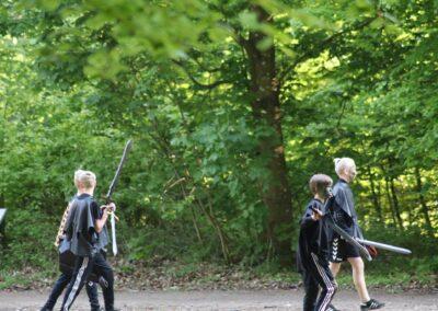 Rollespil - Sct. Georgsgården Børne - og Ungdomsklub Skanderborg - 03
