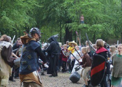 Rollespil - Sct. Georgsgården Børne - og Ungdomsklub Skanderborg - 08