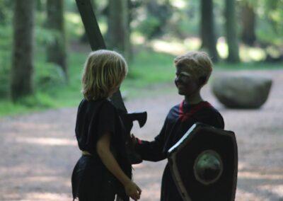 Rollespil - Sct. Georgsgården Børne - og Ungdomsklub Skanderborg - 25