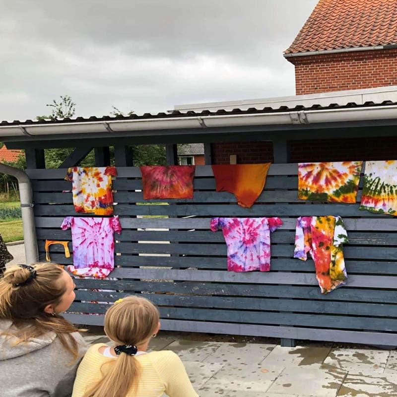Sct. Georgsgårdens klub sommerlejr traditioner