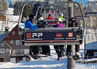 Skitur - Sct. Georgsgården Børne - og Ungdomsklub Skanderborg - 03
