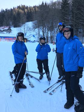 Skitur - Sct. Georgsgården Børne - og Ungdomsklub Skanderborg - 12