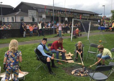 Sommerfest - Sct. Georgsgården Børne - og Ungdomsklub Skanderborg - 10