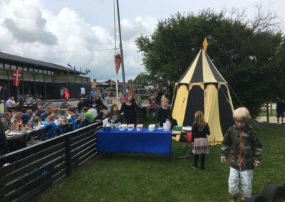 Sommerfest - Sct. Georgsgården Børne - og Ungdomsklub Skanderborg - 11