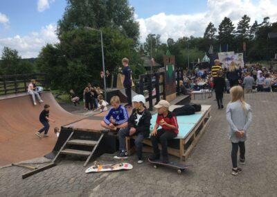 Sommerfest - Sct. Georgsgården Børne - og Ungdomsklub Skanderborg - 14