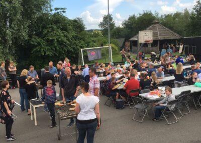 Sommerfest - Sct. Georgsgården Børne - og Ungdomsklub Skanderborg - 7