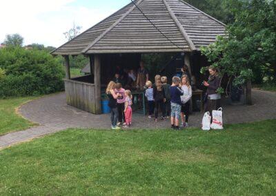Sommerfest - Sct. Georgsgården Børne - og Ungdomsklub Skanderborg - 9