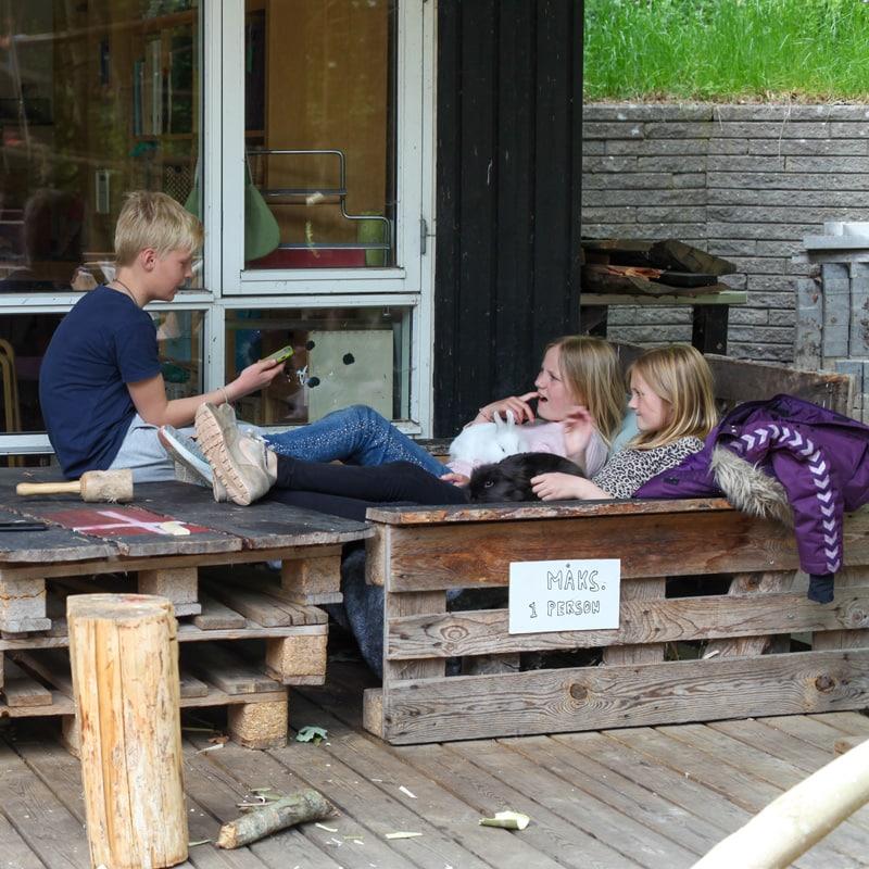 Indmeldelse og udmeldelse information - Sct. Georgsgården Børne- og Ungdomscenter i Skanderborg